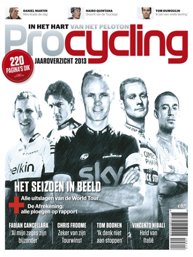 Procycling - 3 nummers EUR 15,00