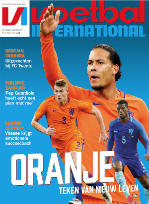 Voetbal International Cadeau