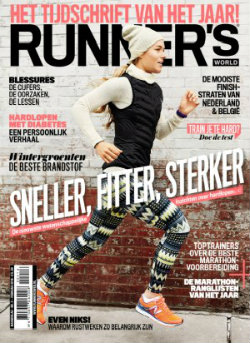 Runner's World Jaarabo Cadeau